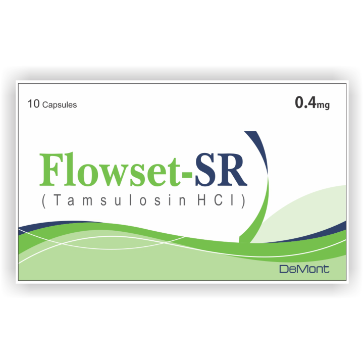FLOWSET-SR (Tamsulosin HCL)